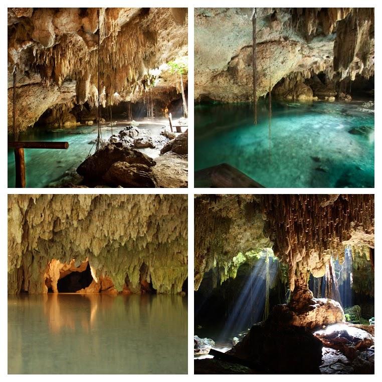 Que saber del cenote Chaak tun