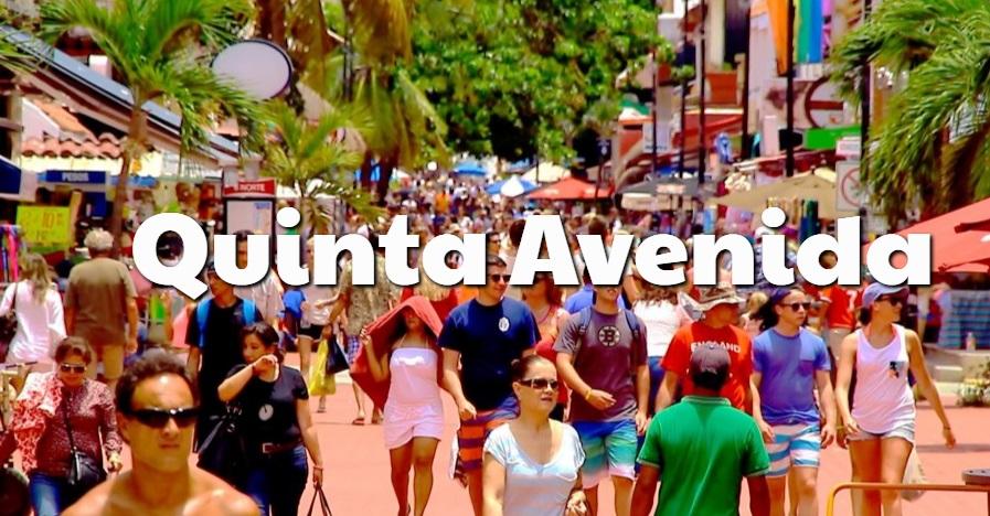 Camina por la Quinta Avenida