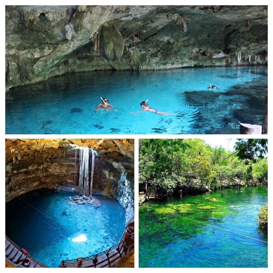 Conoce los mejores Cenotes en Playa del Carmen y alrededores👍 251ae6a0dfd