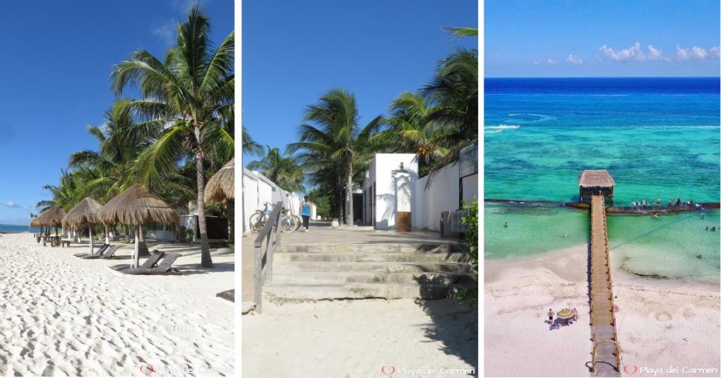 Como llegar a Playa Xcalacoco