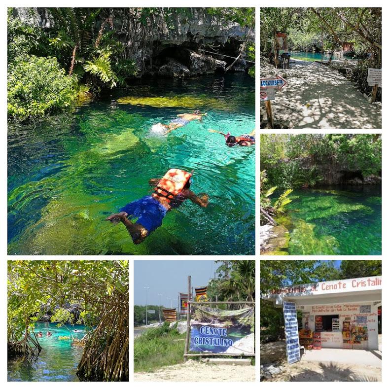 Cenote Cristalino Paraíso Único Playa del Carmen