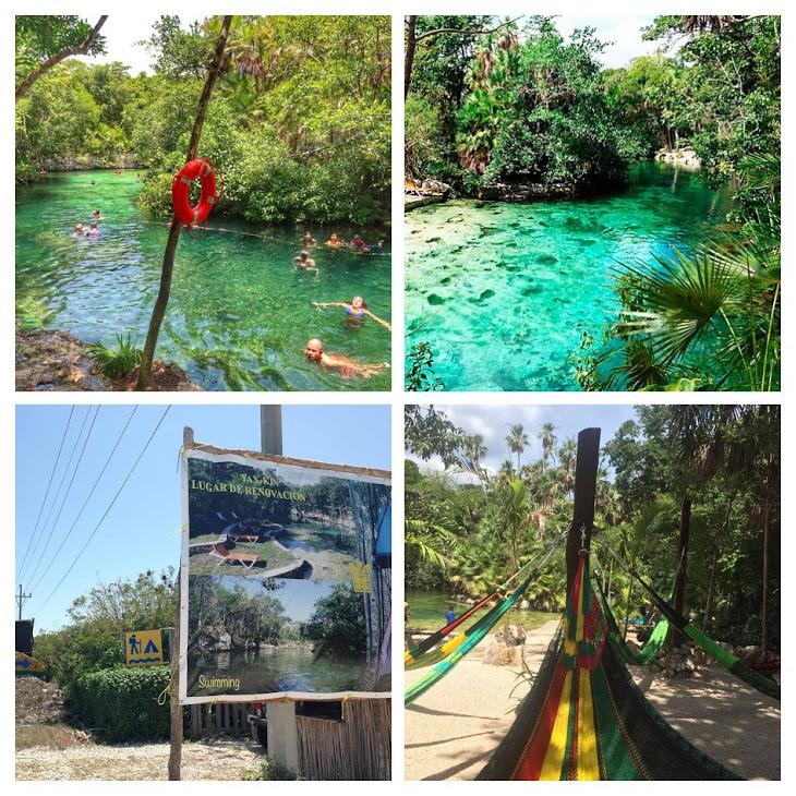 Cenote Yax Kin naturaleza Playa del Carmen