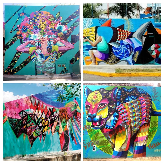 Arte en Playa del Carmen