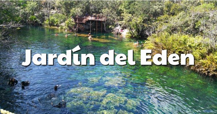 Cenote Jardín del Edén