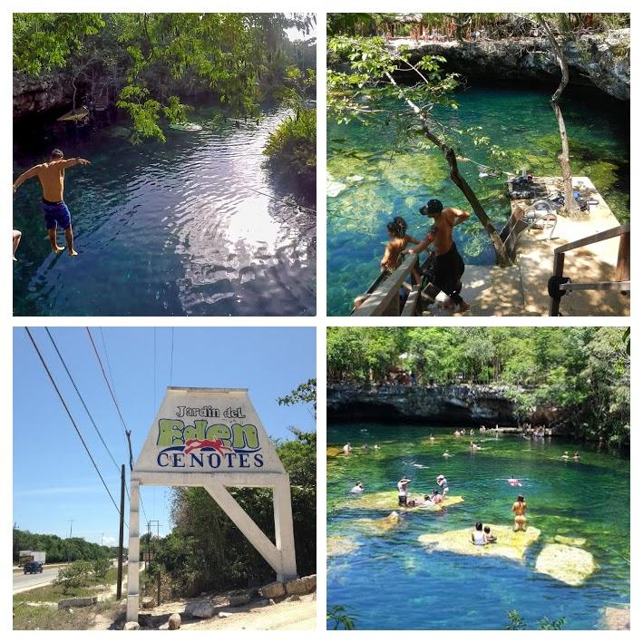 Cenote Jardín del Edén Playa del Carmen