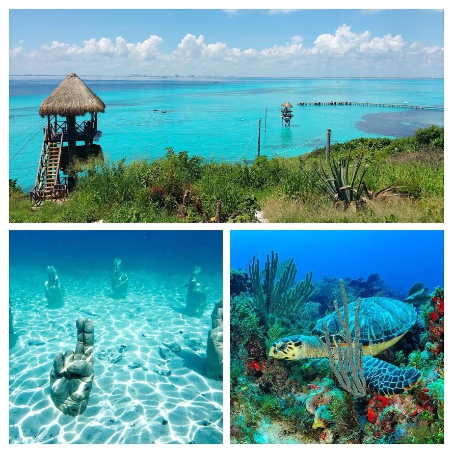 Isla Mujeres un paraiso