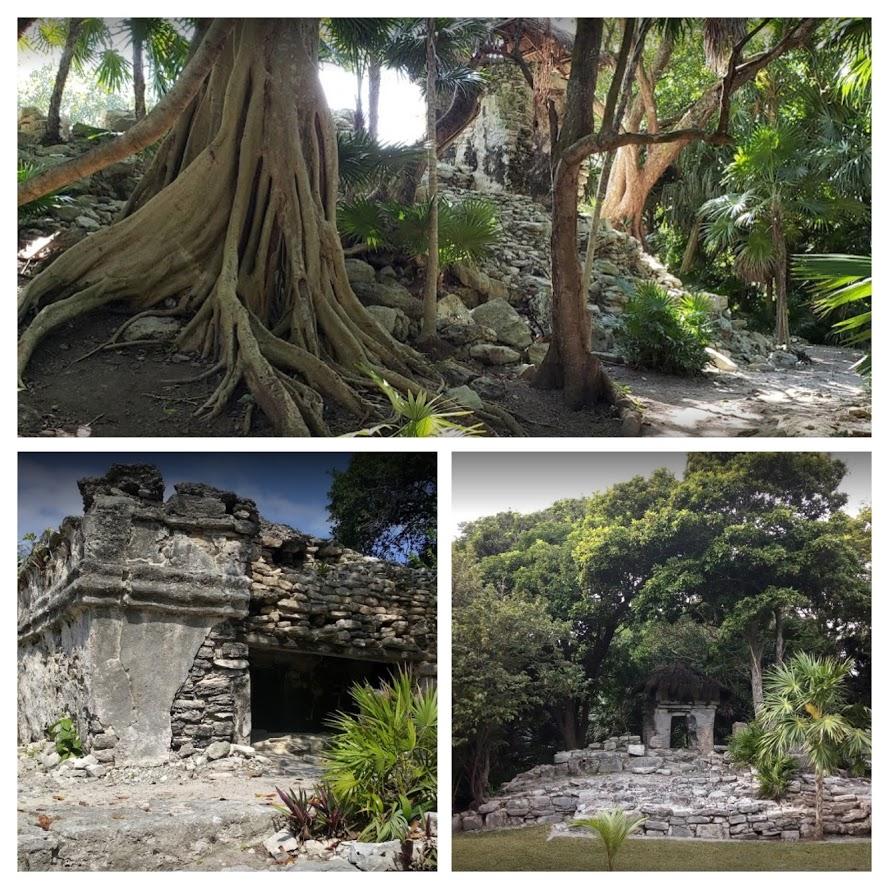Ruinas Mayas Xaman-Ha Playa del Carmen