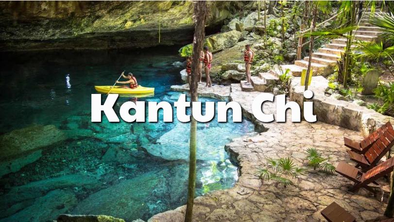 Cenote Kantun-Chi