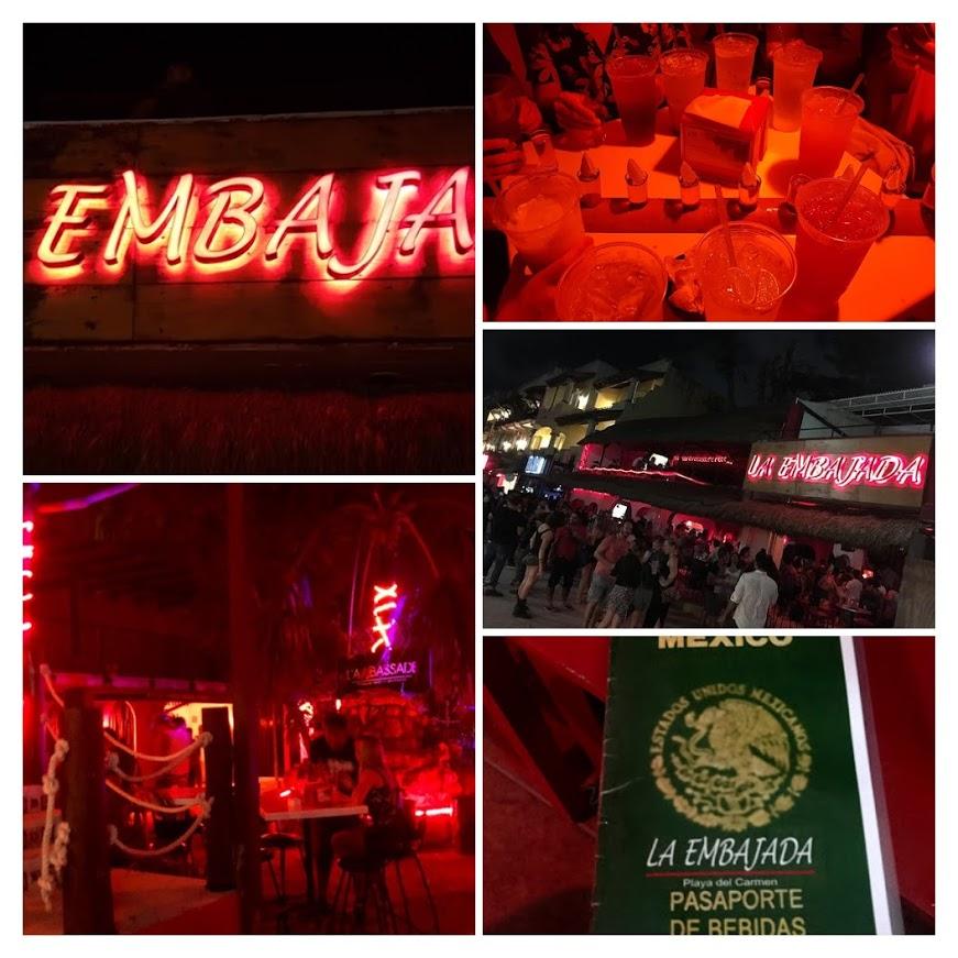 La Embajada en Playa del Carmen
