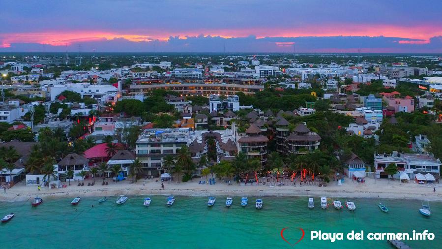 Los mejores hoteles del centro en Playa del Carmen