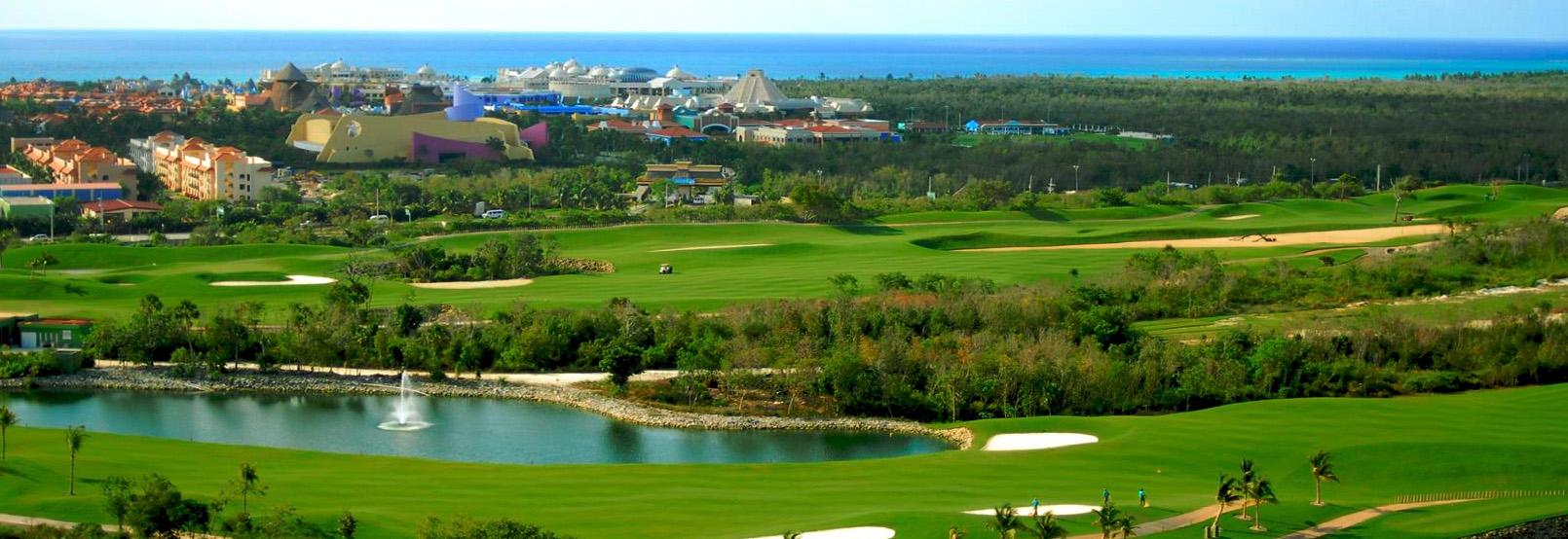 Disfruta del Golf en Playa del Carmen