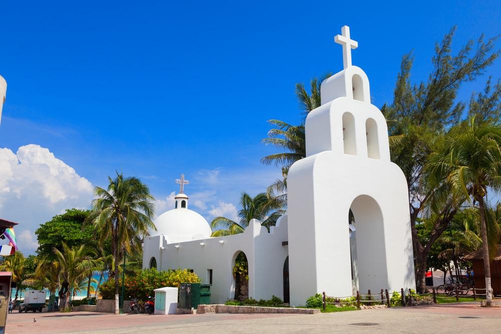 Iglesia parque Fundadores