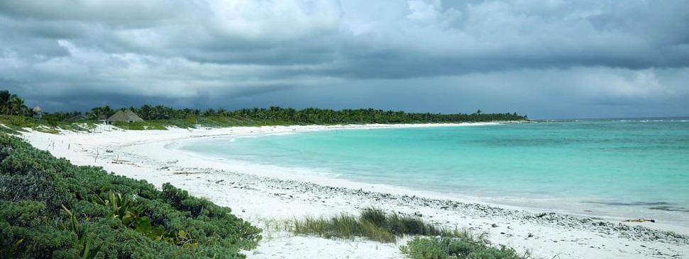 Playa Xcacel - Xcacelito