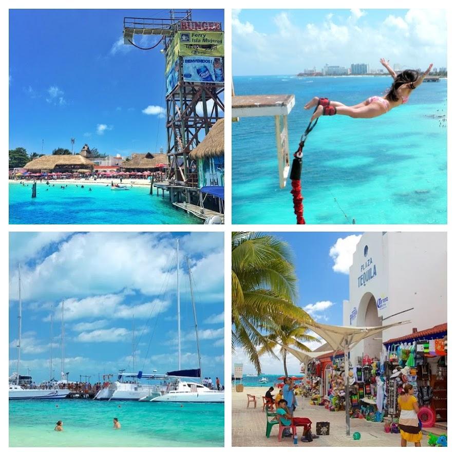 Playa Tortugas una de las mejores playas públicas de Cancun