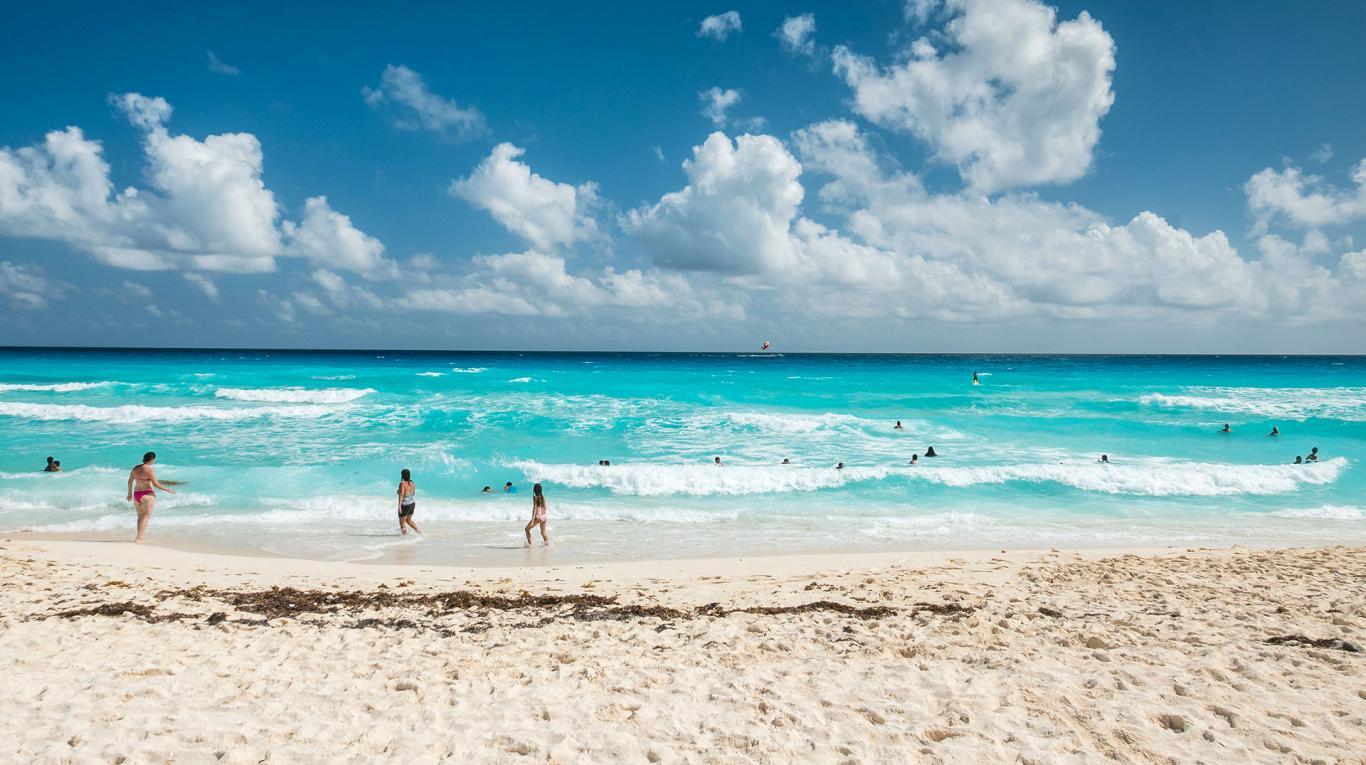 Playas publicas de cancun