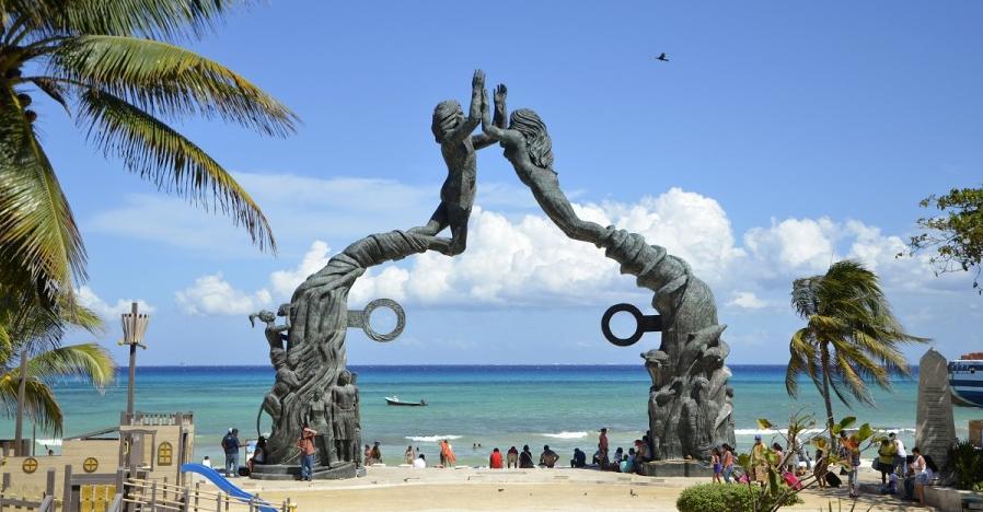 Portal Maya de Playa del Carmen
