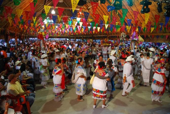 Feria el Cedral de Cozumel