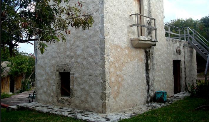 Hacienda Mundaca en Isla Mujeres