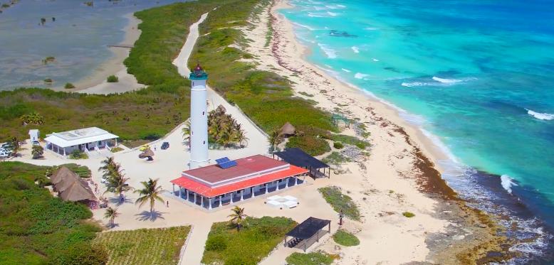Punta Sur es el Ecoparque más grande de Cozumel