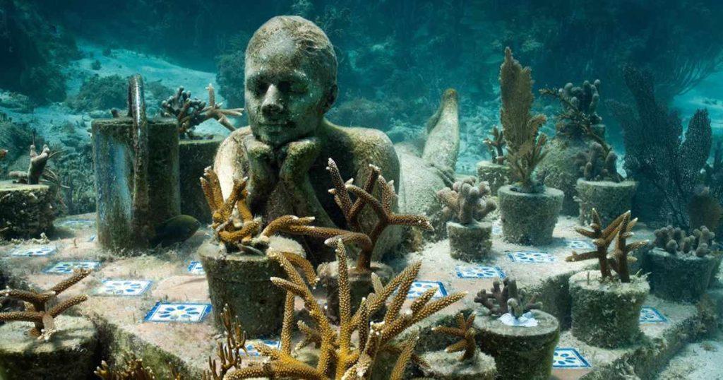 ¿Por qué bucear en la Isla Mujeres?