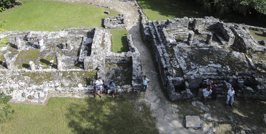 Zona arqueologica San Gervasio