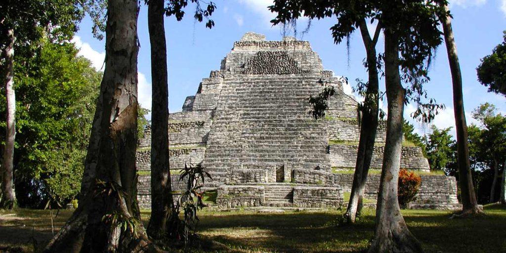 Ruinas Mayas de Chacchobén