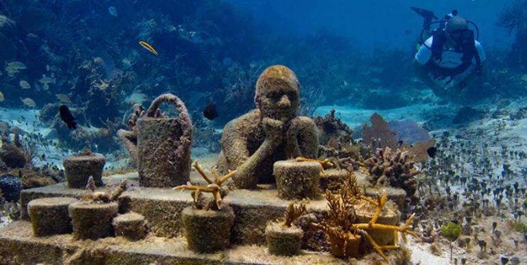 Atracciones de la Costa Maya