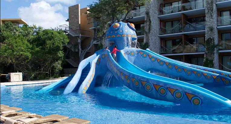 El Hotel Xcaret México