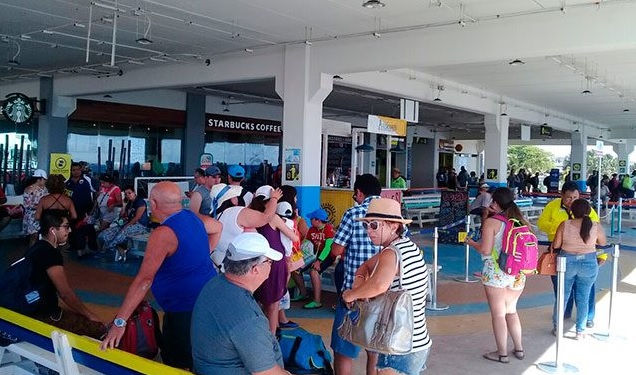Que debes de saber antes de tomar el ferry a Cozumel