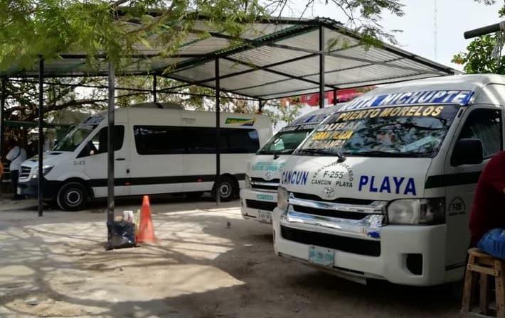 Como llegar a Cancun desde  Playa del Carmen