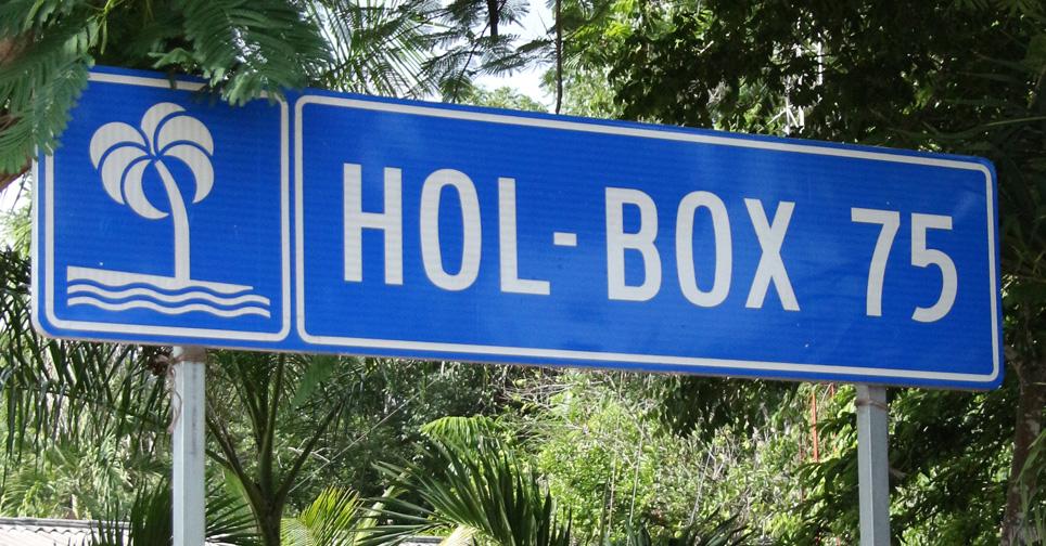 Cómo llegar a Holbox