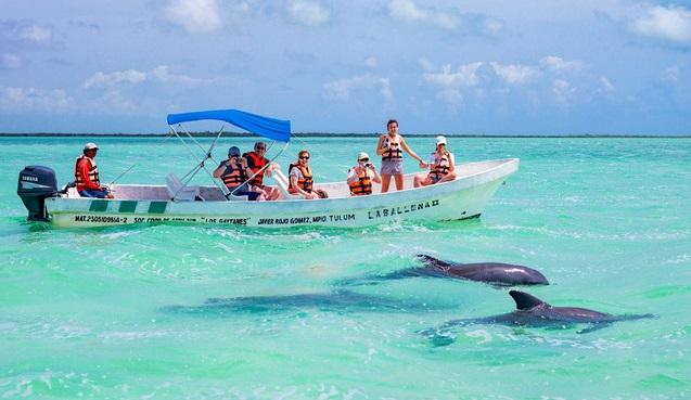 Servicios turísticos en Punta Allen