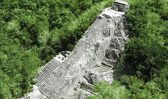 A la hora de visitar la pirámide de Coba o cualquiera de las otras ruinas en las cercanías de Yucatán, es importante saber que se trata de un patrimonio histórico único