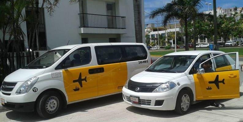 Como llegar del Aeropuerto al centro de Cancun