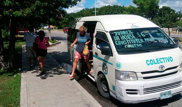 Transporte en Playa del Carmen