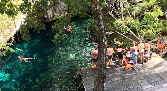 Descubre el maravilloso Gran cenote Tulum