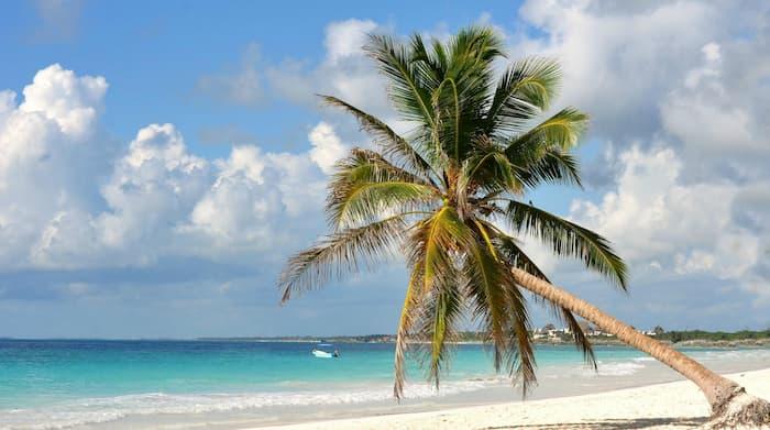 La mejor Playa de Tulum. Playa Paraiso