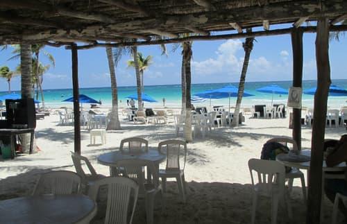 Playa Paraiso en Tulum