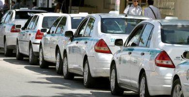 Taxis en Playa del Carmen