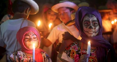 Hanal Pixan tradicion maya