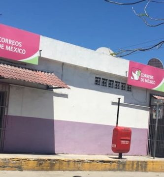 Correos de Mexico en Playa del Carmen Quintana Roo