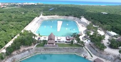 Mayan Water Complex
