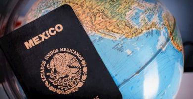 Tramita tu pasaporte mexicano